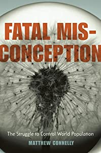 """Cover of """"Fatal Misconception: The Strugg..."""