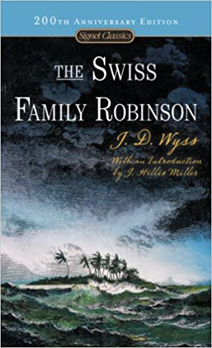 Cover of The Swiss Family Robinson