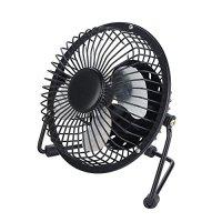 Small Desk Fan Quiet Hand-held Mini Personal Usb Fan 4 ...
