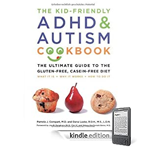 An Easy Fun Cookbook for ADHD CHildren and Their Parents