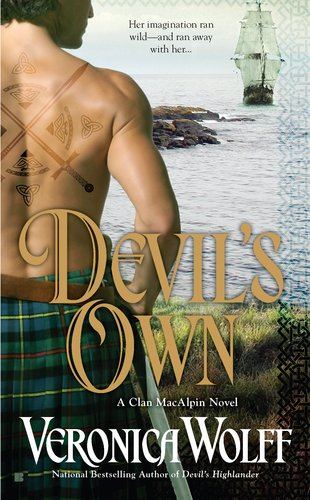 Devil's Own (Clan MacAlpin #2) by Veronica Wolff