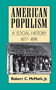 "Cover of ""American Populism: A Social His..."
