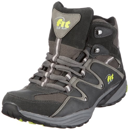 FIT FOR FUN 7503501/20, Herren Stiefel, Grau (Dunkelgrau 20), EU 45