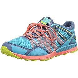 Helly Hansen 2016 Women's Terrak Trail Running Shoes - 10890_237 (Aqua Marine/Indigo/Bright Blo - 9)