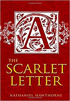 Image result for scarlet letter book cover