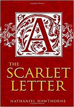 Image result for scarlet letter book cover