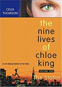 """Cover of """"The Stolen (Nine Lives of Chloe..."""