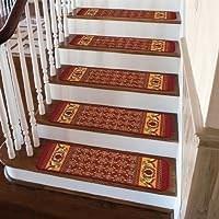 Stair Tread Rug   Oriental Carpet Stair Treads   Kings Court   Stair Runner   Carpet Runners   Rug Depot   Flooring