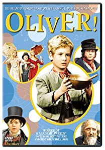 """Cover of """"Oliver!"""""""
