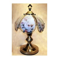 Hummingbird Small Touch Lamp #603ABHC5 - Table Lamps ...