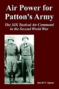 "Cover of ""Air Power for Patton's Army: Th..."