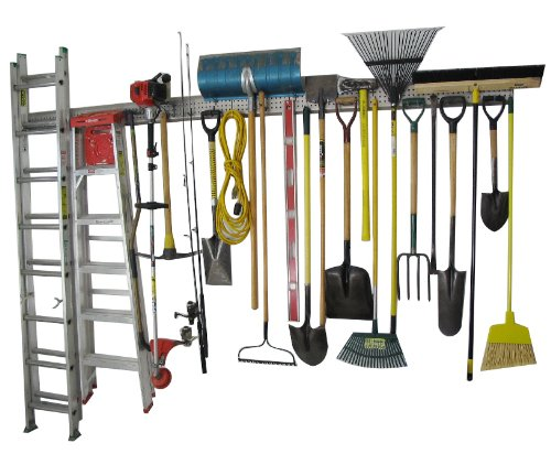 Garage Tool Storage Ideas