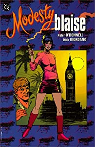 """Cover of """"Modesty Blaise"""""""