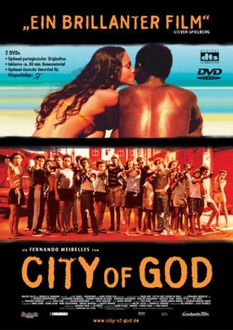 City of God - DVD; ca. 15 Euro