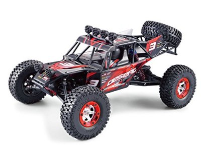 Tecesy-24GHz-Ready-to-Run-4WD-Electric-Desert-Racing-112-Scale-High-Speed-Brushless-RC-Car-Red-with-2838-4500kv-Brushless-Motor