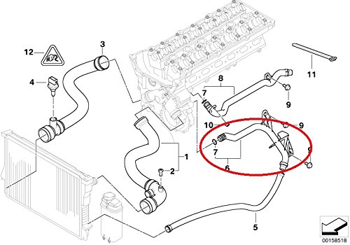 bmw e46 trunk fuse location
