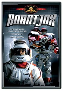 "Cover of ""Robot Jox"""