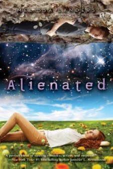Alienated by Melissa Landers| wearewordnerds.com