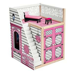 Amazoncom Fashion Dollhouse Garage Baby