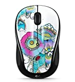 Logitech M325 Wireless Mouse with Designed-For-Web Scrolling - Lady on The Lily