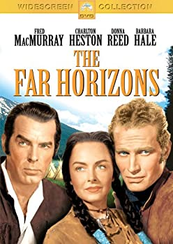"Cover of ""The Far Horizons"""