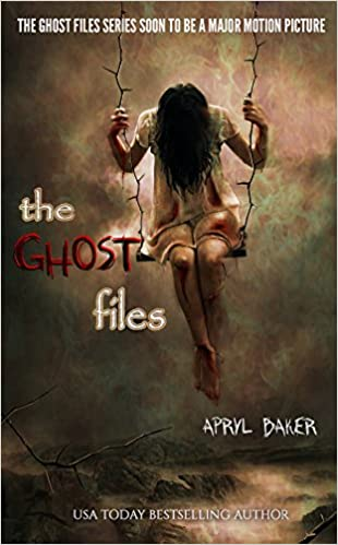 [The Ghost Files Cover]