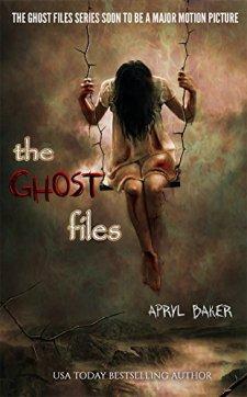 The Ghost Files by Apryl Baker| wearewordnerds.com