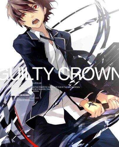 ギルティクラウン 1【完全生産限定版】 [Blu-ray]