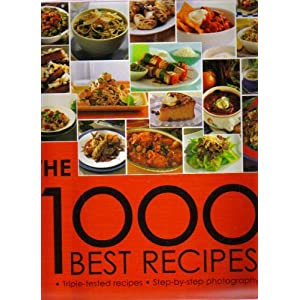 The 1000 Best Recipes