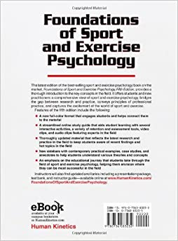 Foundations of Sport and Exercise Psychology With Web