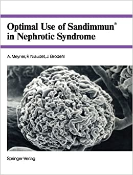 Optimal Use Of Sandimmun® In Nephrotic Syndrome