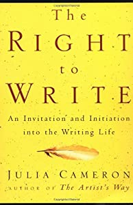 "Cover of ""The Right to Write: An Invitati..."