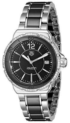 Tag-Heuer-Womens-Formula-1-Black-Diamond-Dial-Ceramic-Watch-WAH1212BA0859