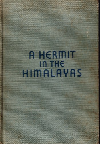 A Hermit in the Himalayas: Paul Brunton: Amazon.com: Books