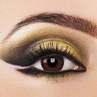 Farbige Kontaktlinsen NATUREL BROWN, Natrlich Braun. 3 ...