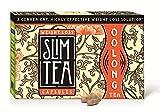 Okuma Nutritional's SlimTea CAPSULES, 100% Pure and Natural, More Powerful Than Green Tea! 1 Month Supply(60 capsules)