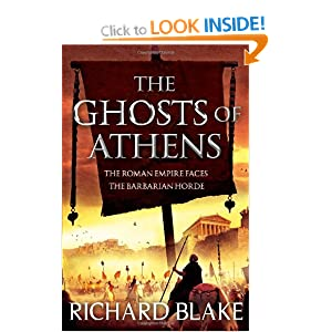 The Ghosts of Athens (Aelric 4)