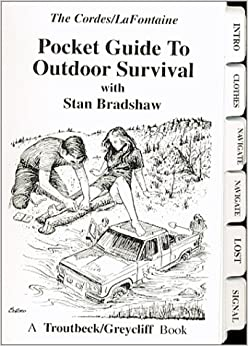 Pocket Guide to Outdoor Survival (PVC Pocket Guides): Ron