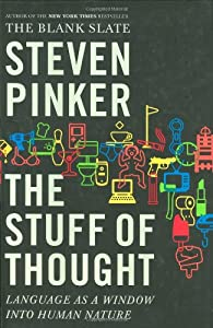 "Cover of ""The Stuff of Thought: Language ..."