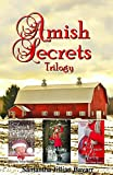 Amish Secrets Trilogy: Complete Series: {Amish Christmas Baby, Finding Grace, Grace & Mercy}