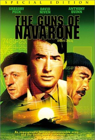 """Cover of """"The Guns of Navarone (Special E..."""
