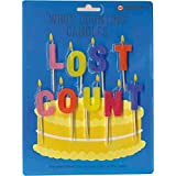 Amazoncom quotLost Countquot Birthday Cake Candles Home Kitchen