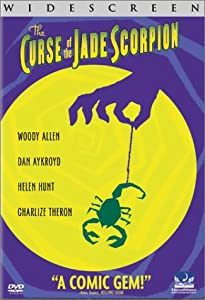 "Cover of ""The Curse of the Jade Scorpion&..."