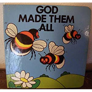 God Made Them All (Lion board books)