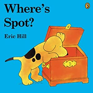 """Cover of """"Where's Spot? (Picture Puffin)&..."""
