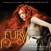 Hörbuch Fury: The Fury Trilogy, Book 1