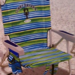 Tommy Bahama Backpack Cooler Chair Blue Covers And Tablecloths Beach Green Striped