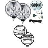 HELLA 12-Volt/55-Watt Halogen Driving Lamp Kit with...