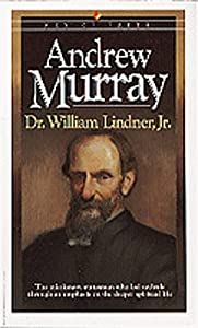 "Cover of ""Andrew Murray (Men of Faith)"""