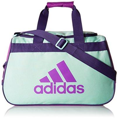 adidas-Diablo-Duffel-Bag-One-Size-Ice-GreenShock-PurpleUnity-Purple